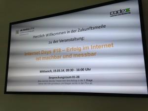 Internet Days #18